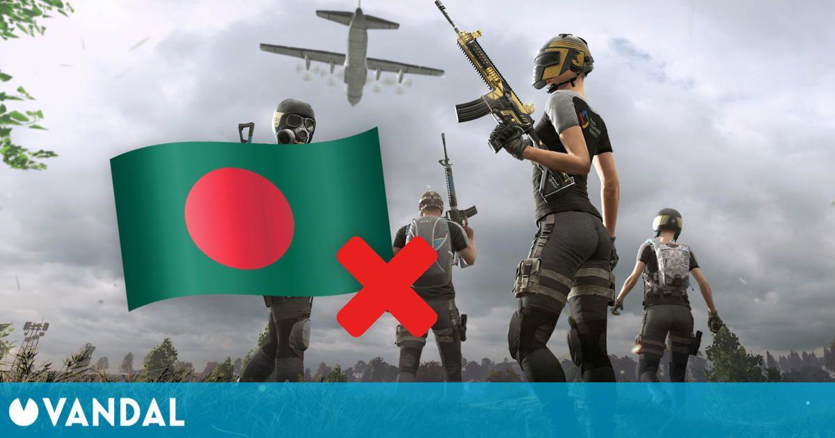 Bangladesh estudia prohibir PUBG Mobile y Garena Free Fire por considerarlos adictivos