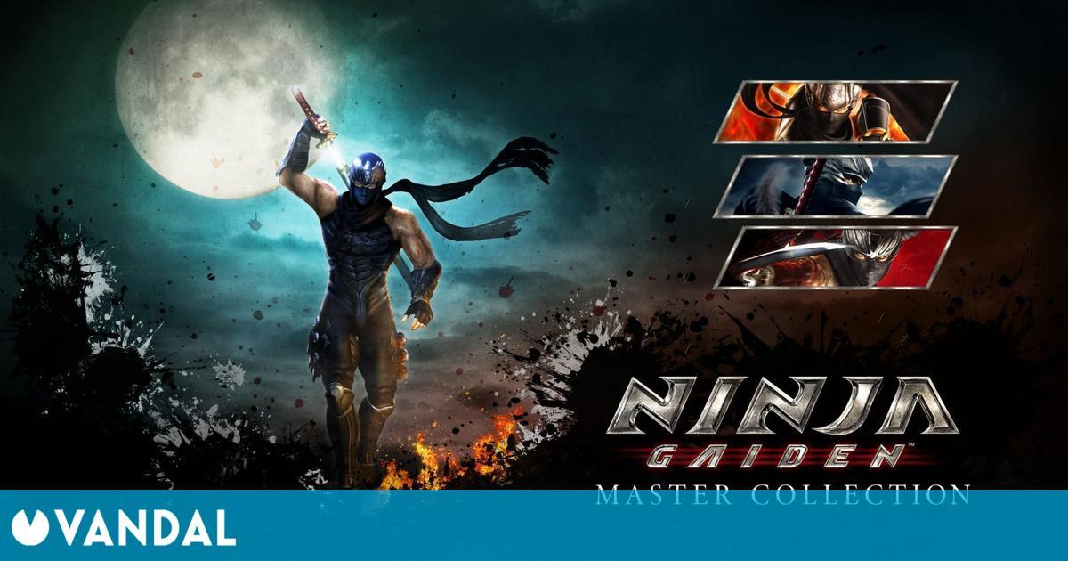 Ninja Gaiden: Master Collection tiene una extraña configuración para la resolución en PC