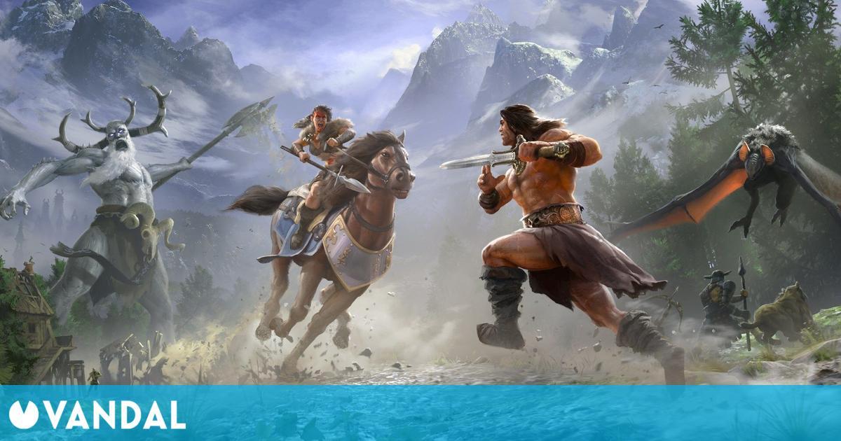 El MMO Conan Exiles se actualiza para Xbox Series tras debutar en Xbox Game Pass