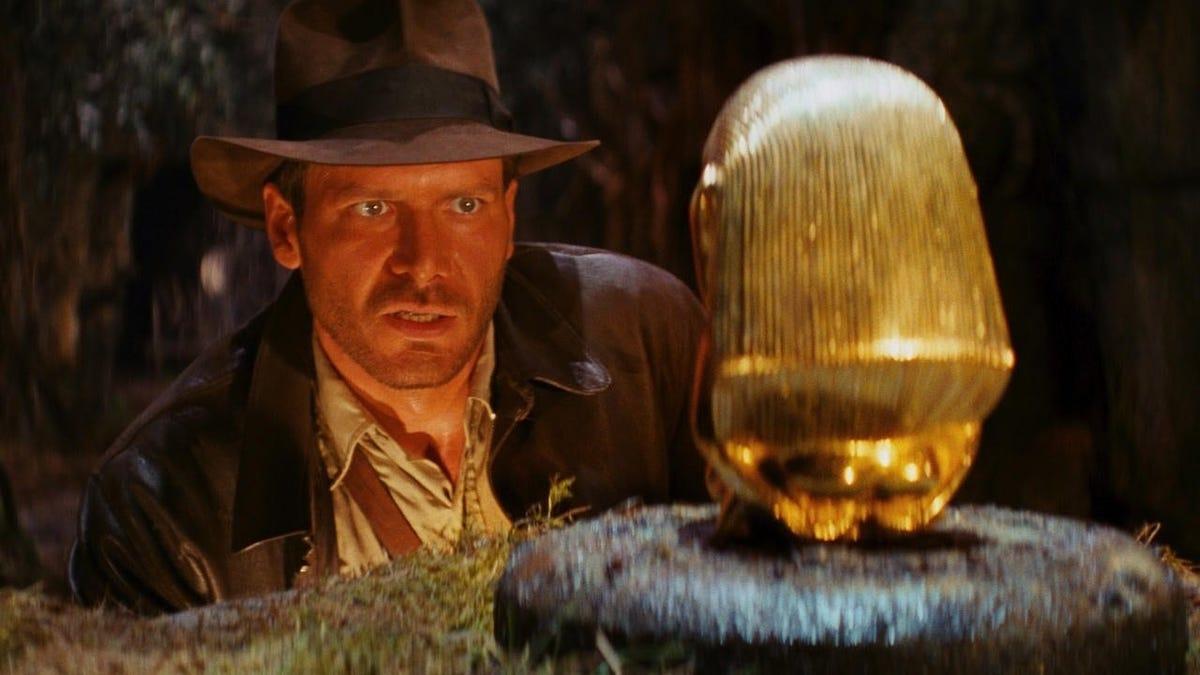 Pagan $300.000 por sombrero que usó H. Ford en Indiana Jones