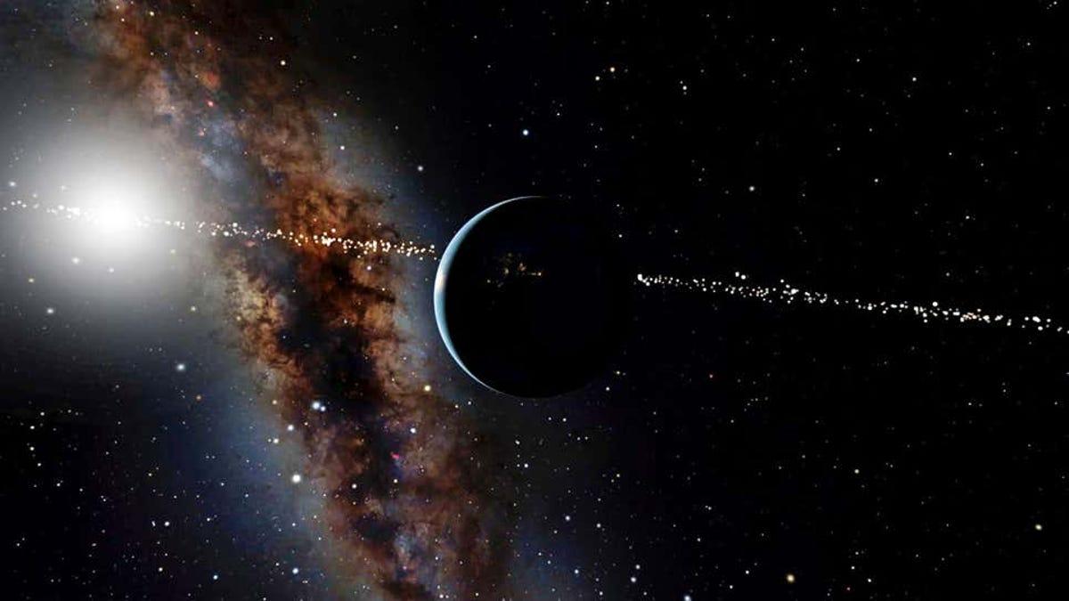 Aliens de 1.715 estrellas podrían haber visto la Tierra