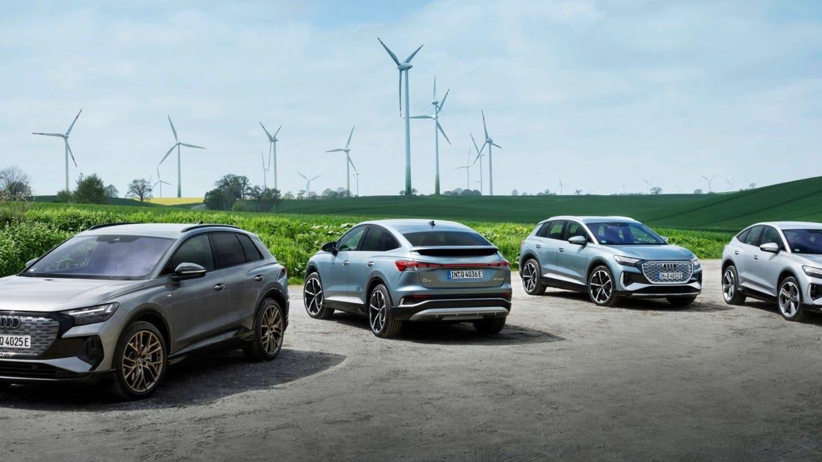 Audi anuncia la fecha de su último motor de combustión interna