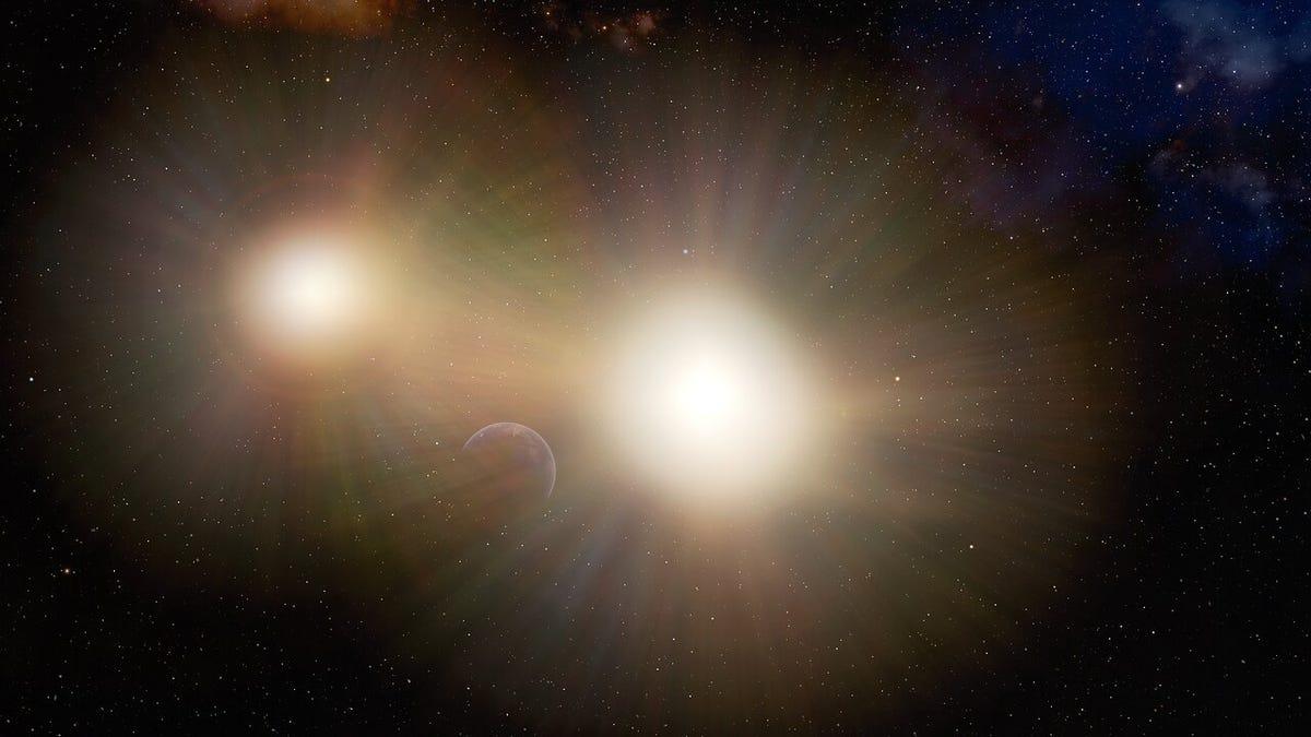 Los sistemas binarios podrían albergar planetas habitables