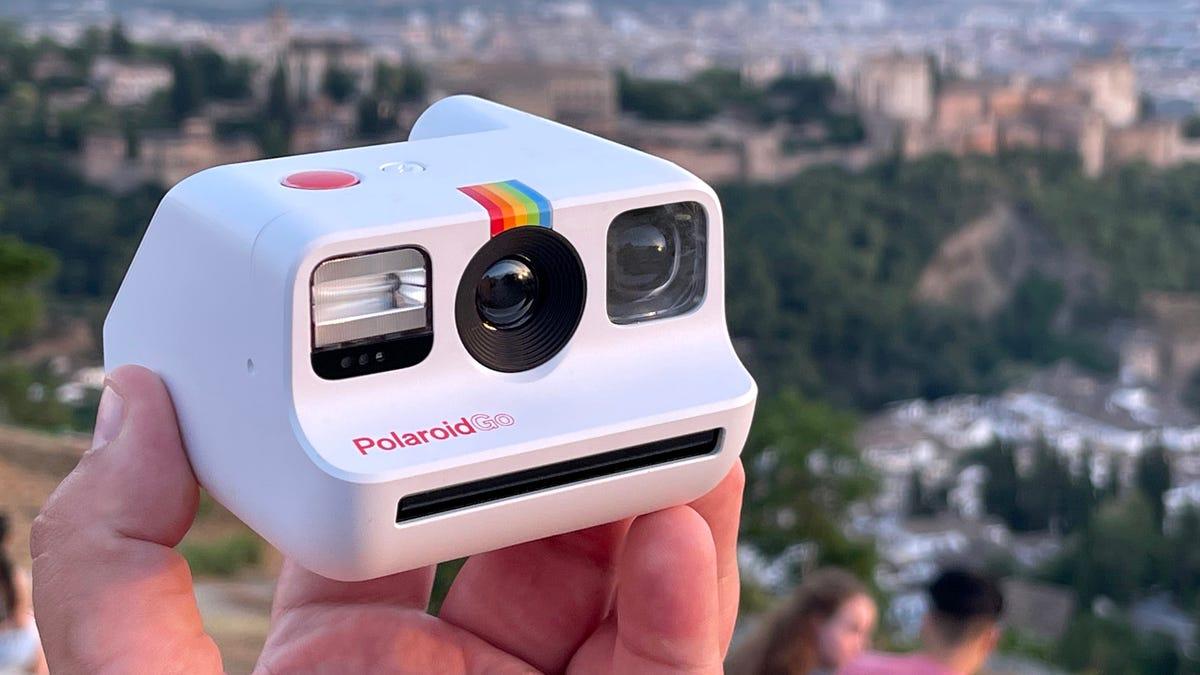 probamos la cámara instantánea más pequeña del mundo