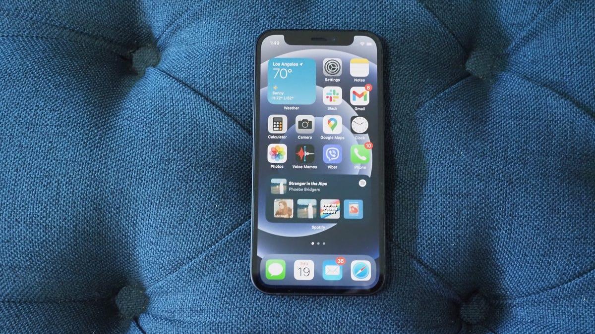 Apple deja de fabricar el iPhone 12 mini antes de tiempo