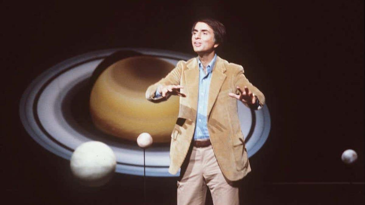 El ensayo secreto de Carl Sagan a favor de la marihuana