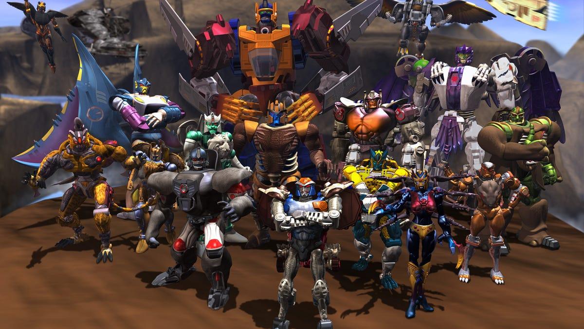 Nueva Transformers 7 será Rise of the Beasts, y se basará en Beast Wars