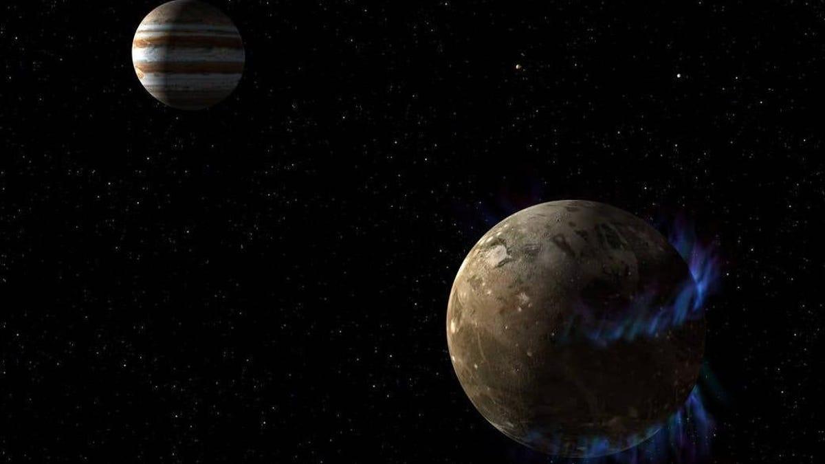 La sonda Juno sobrevuela Ganímedes para desentrañar sus secretos