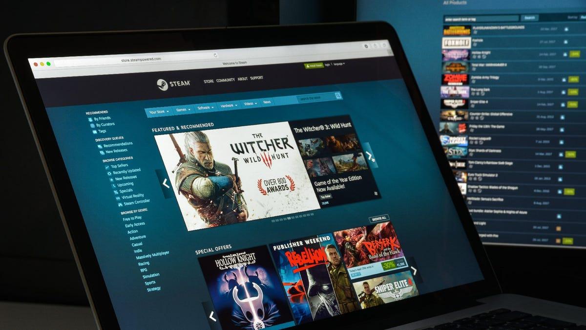 Steam hace difícil cambiar de país para comprar juegos baratos