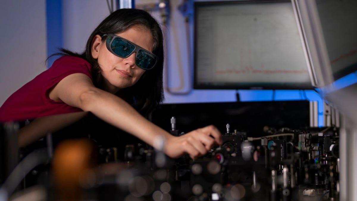 Estas gafas pueden revolucionar la visión nocturna