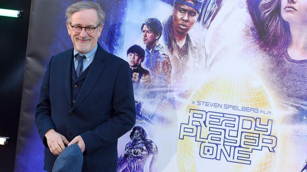 Steven Spielberg hará películas para Netflix tras quejarse de Netflix