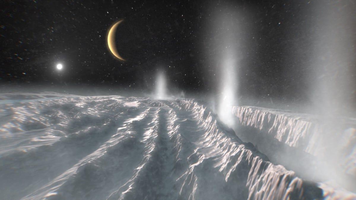 Estos son los planes de exploración espacial de la ESA para las próximas décadas