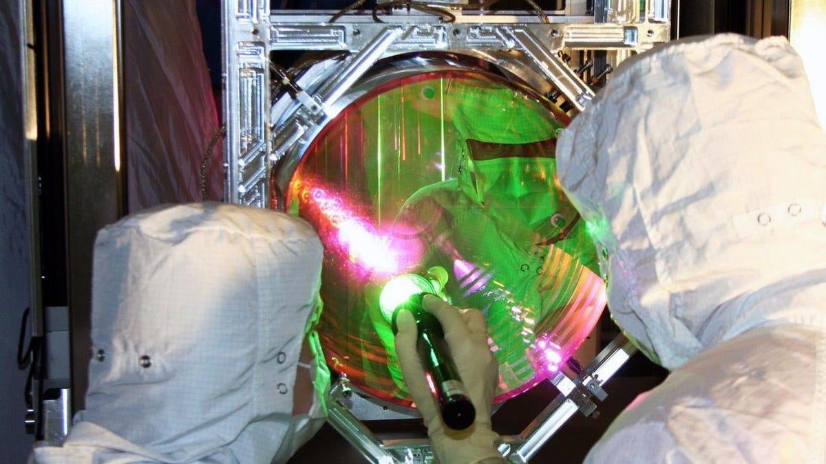 Enfrían el observatorio LIGO para comprobar los efectos de la gravedad cuántica