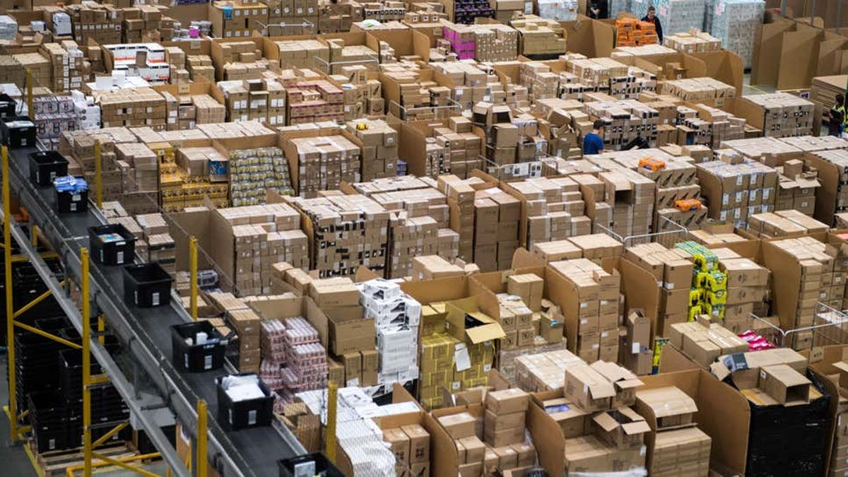Amazon destruye millones de productos al año en un solo almacén