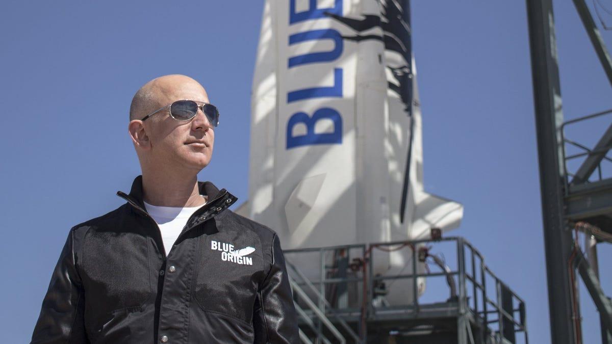 Viajar al espacio con Jeff Bezos costará, al menos, $5 millones
