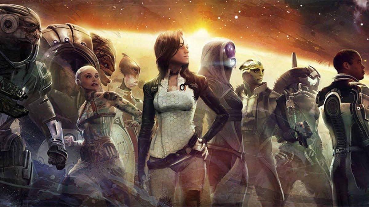 Por qué se canceló la película de Mass Effect