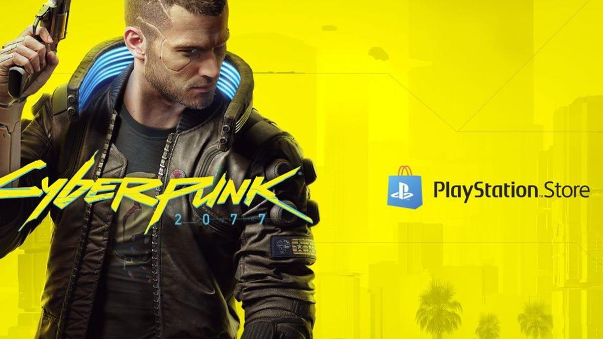 Cyberpunk 2077 vuelve a la PS Store con una advertencia