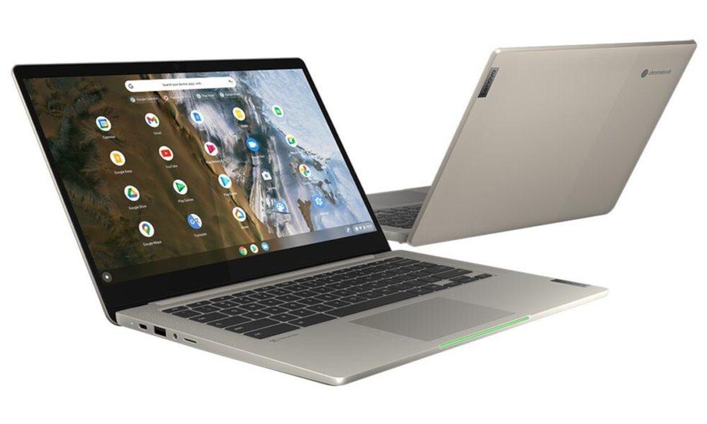 Lenovo anuncia los Chromebook IdeaPad 5i y Flex 5i
