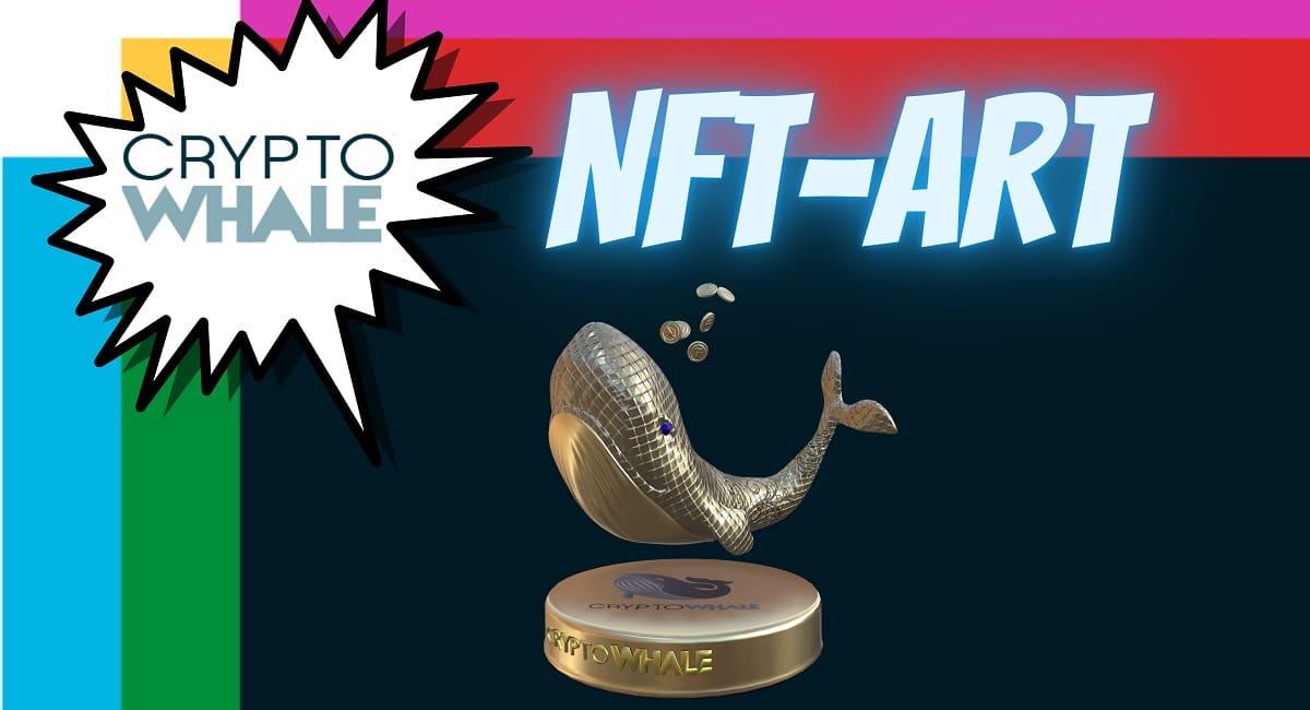 CryptoWhale, el primer canal de trading de habla hispana lanza su colección NFT