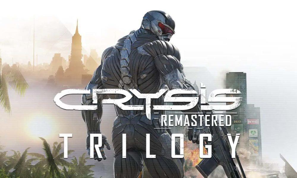 Crytek confirma que Crysis Remastered Trilogy llegará pronto