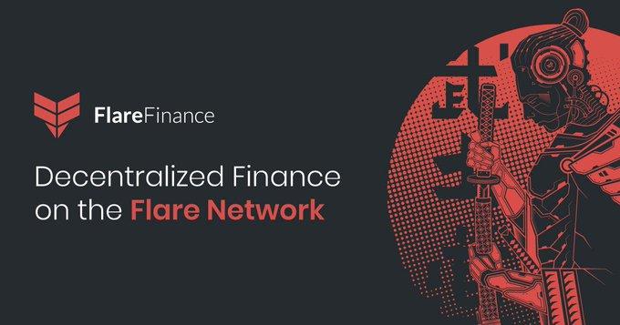 Flare Finance anuncia asociación con la red XinFin