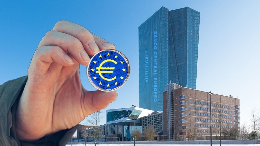 Creación del euro digital impulsaría el uso de una moneda única a nivel internacional
