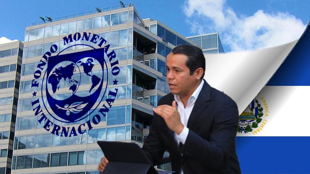 Funcionario de El Salvador habló sobre la Ley Bitcoin y la relación con el FMI
