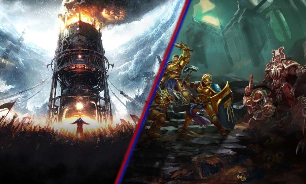 Warhammer Underworlds y Frostpunk gratis en Steam y Epic