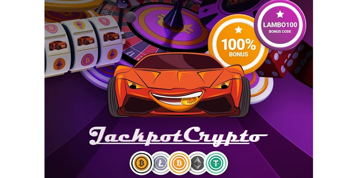 Duplica tus criptomonedas con un bono del 100% en JackpotCrypto Casino