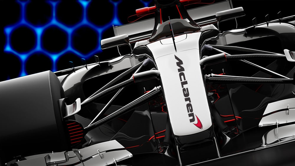 Escudería de F1 McLaren lucirá sus propios NFT en la blockchain de Tezos