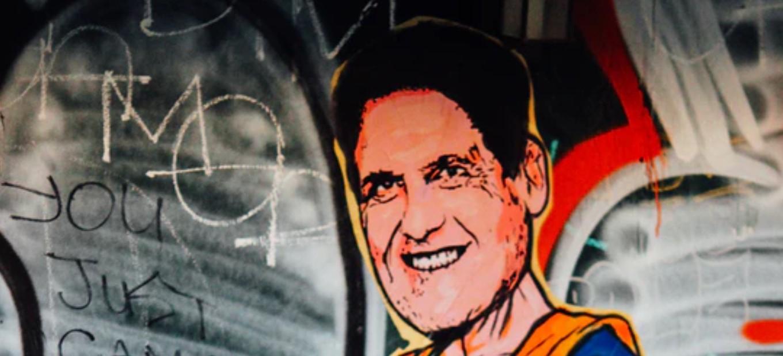 Cómo el multimillonario Mark Cuban se volvió duro en el colapso financiero de hierro