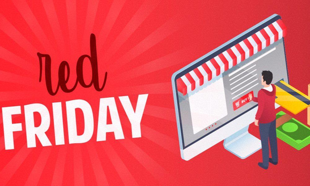 Vuelven las mejores ofertas de la semana en otro Red Friday