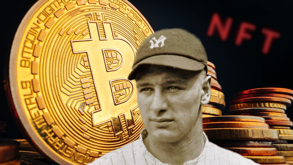 La MLB honra a Lou Gehrig con NFT coleccionables en Ethereum