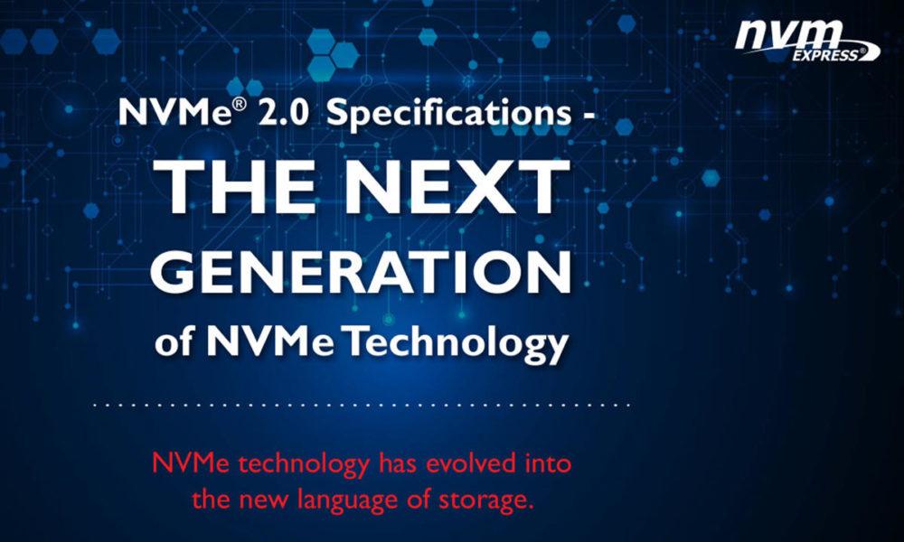 NVMe 2.0, nueva norma para mejorar las SSD PCIe