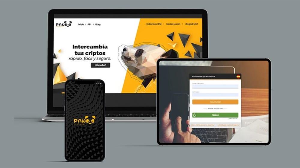 Panda Exhange, la plataforma colombiana para la compraventa de bitcoin y altcoins