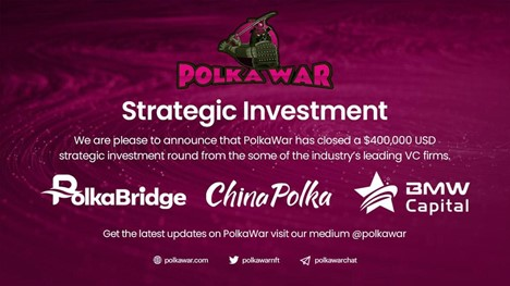 PolkaWar: una innovadora plataforma de juegos de lucha NFT