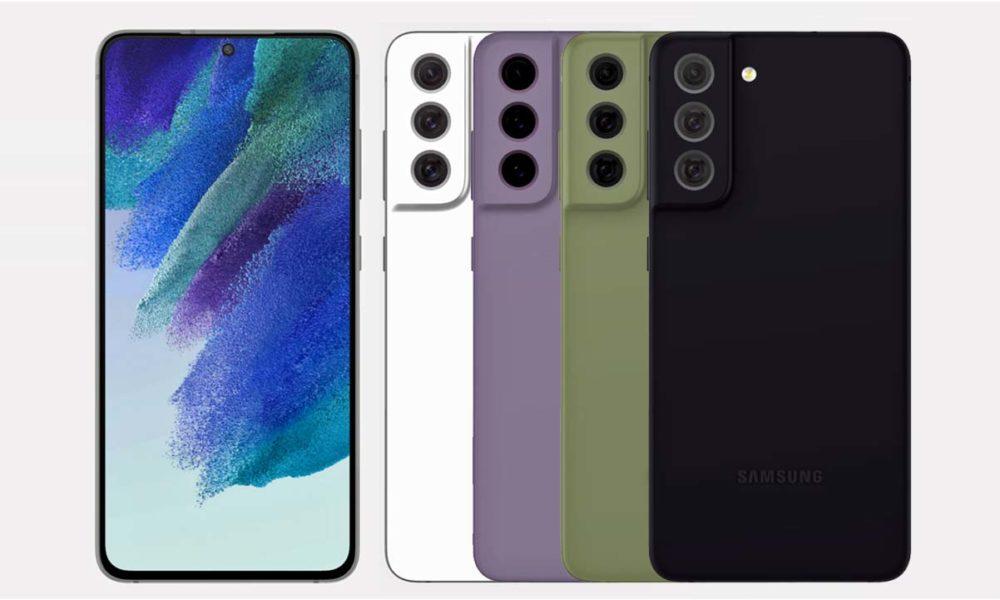 Samsung Galaxy S21 FE revela un precio económico y varios colores