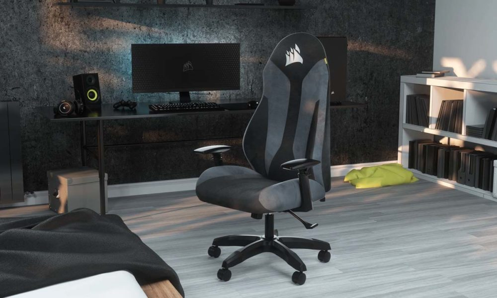 Corsair TC60 Fabric, una silla gaming de diseño discreto