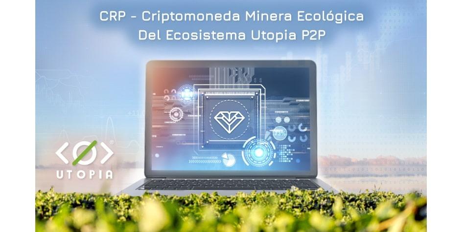 Utopia P2P ha creado una manera ecológica de minar cripto con solo internet