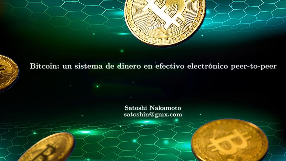comunidad hispana narra el white paper de Bitcoin