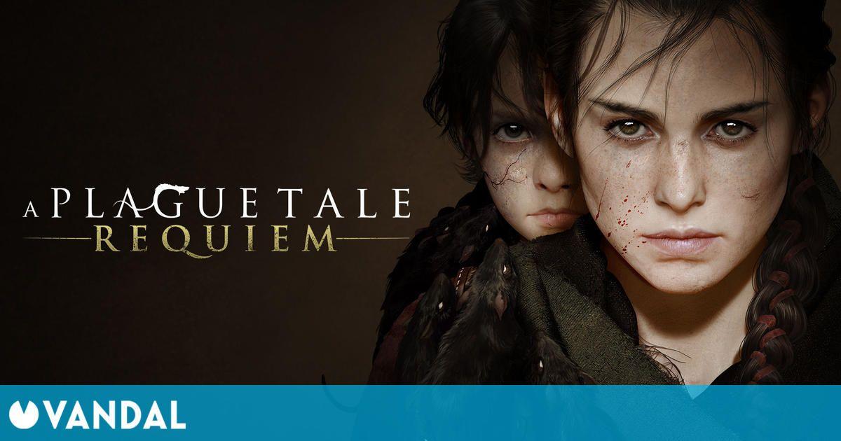 A Plague Tale: Requiem llegará en 2022 a Xbox Series X/S, PC, PS5 y Switch en la nube
