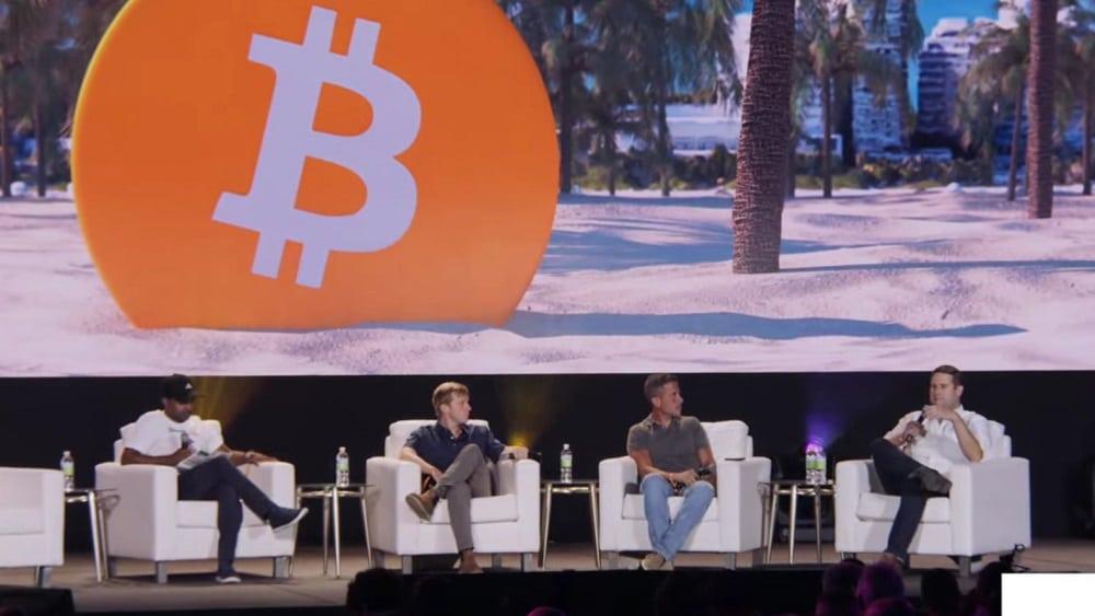panel en la Bitcoin Conference