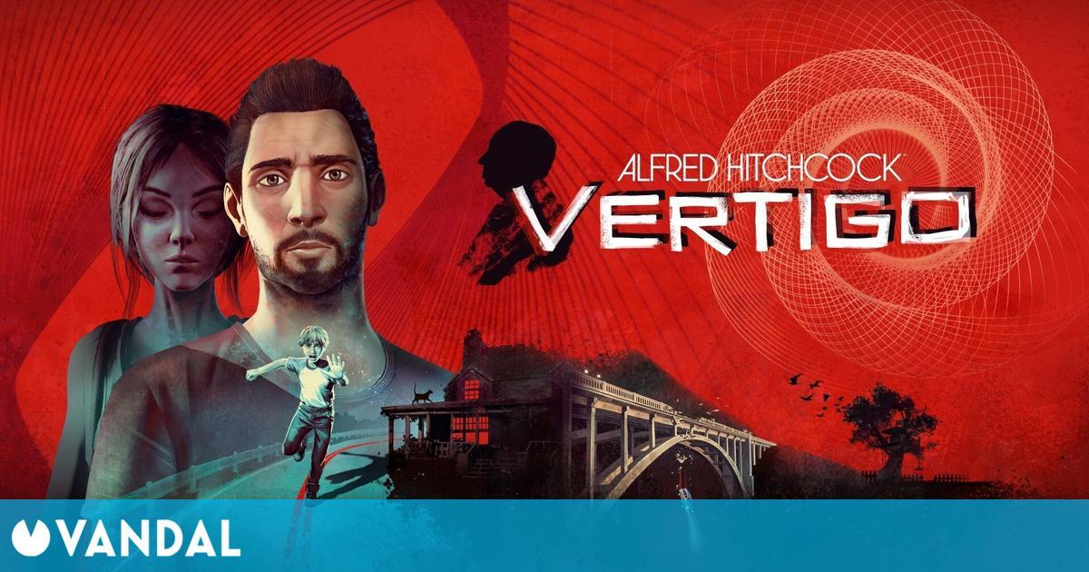 Anunciado Alfred Hitchcock – Vertigo, la nueva aventura narrativa de Pendulo Studios