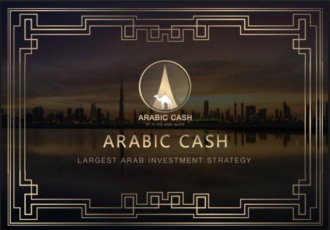 El efectivo árabe del proyecto DeFi ofrece un refugio durante la corrección.  Ronda final de venta privada