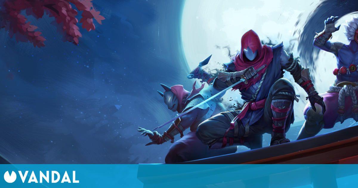 Aragami 2 del estudio español Lince Works muestra un gameplay extendido de 8 minutos