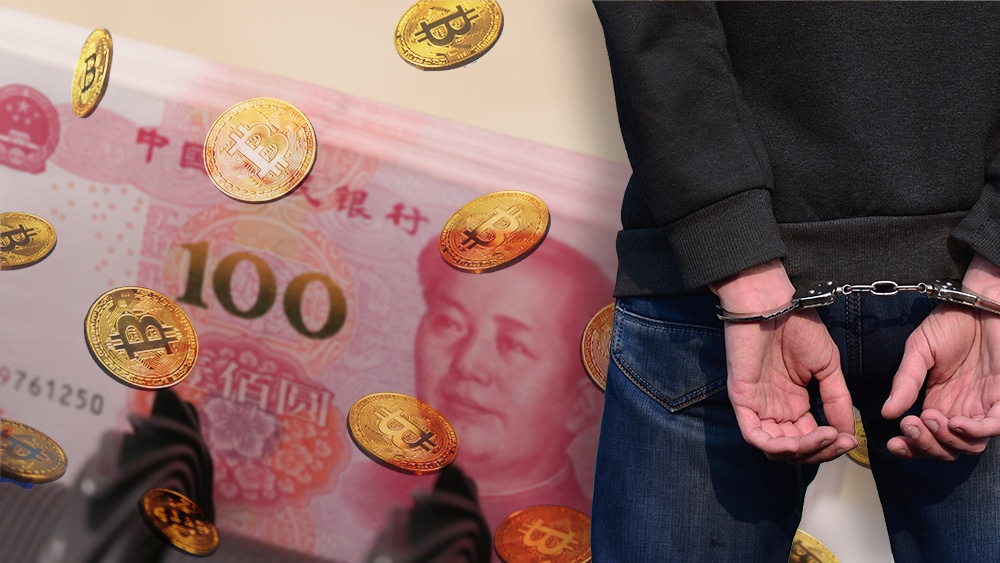 Más de 1000 detenidos en China por supuesto lavado de dinero con criptomonedas