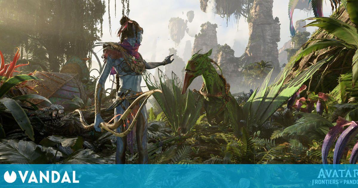 Avatar: Frontiers of Pandora: Primer vistazo a la aventura para la nueva generación