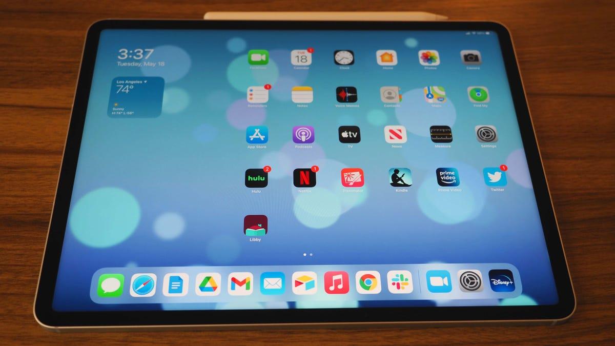 Apple trabaja en un iPad Pro y un iPad Mini con nuevos diseños