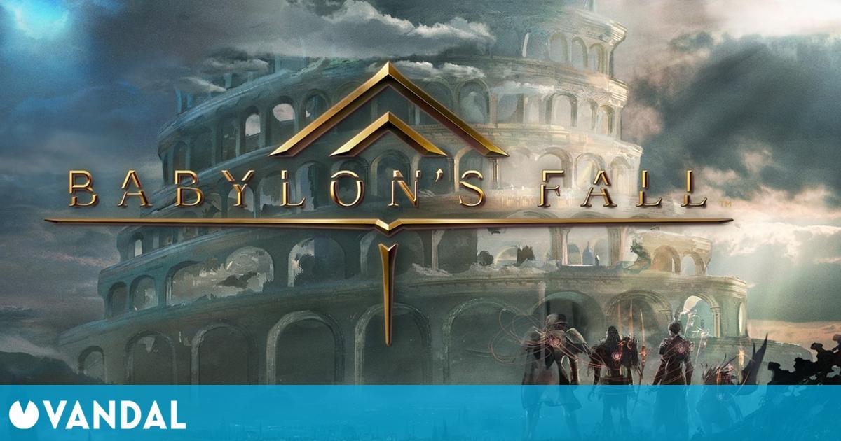 Babylon's Fall de PlatinumGames y Square Enix presenta tráiler; se confirma versión PS5