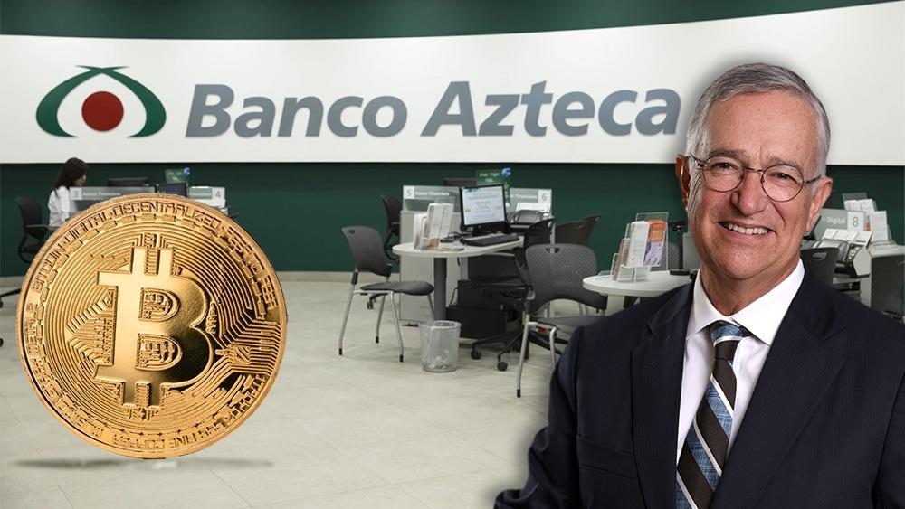 Banco Azteca de México busca ser el primero en adoptar bitcoin en el país